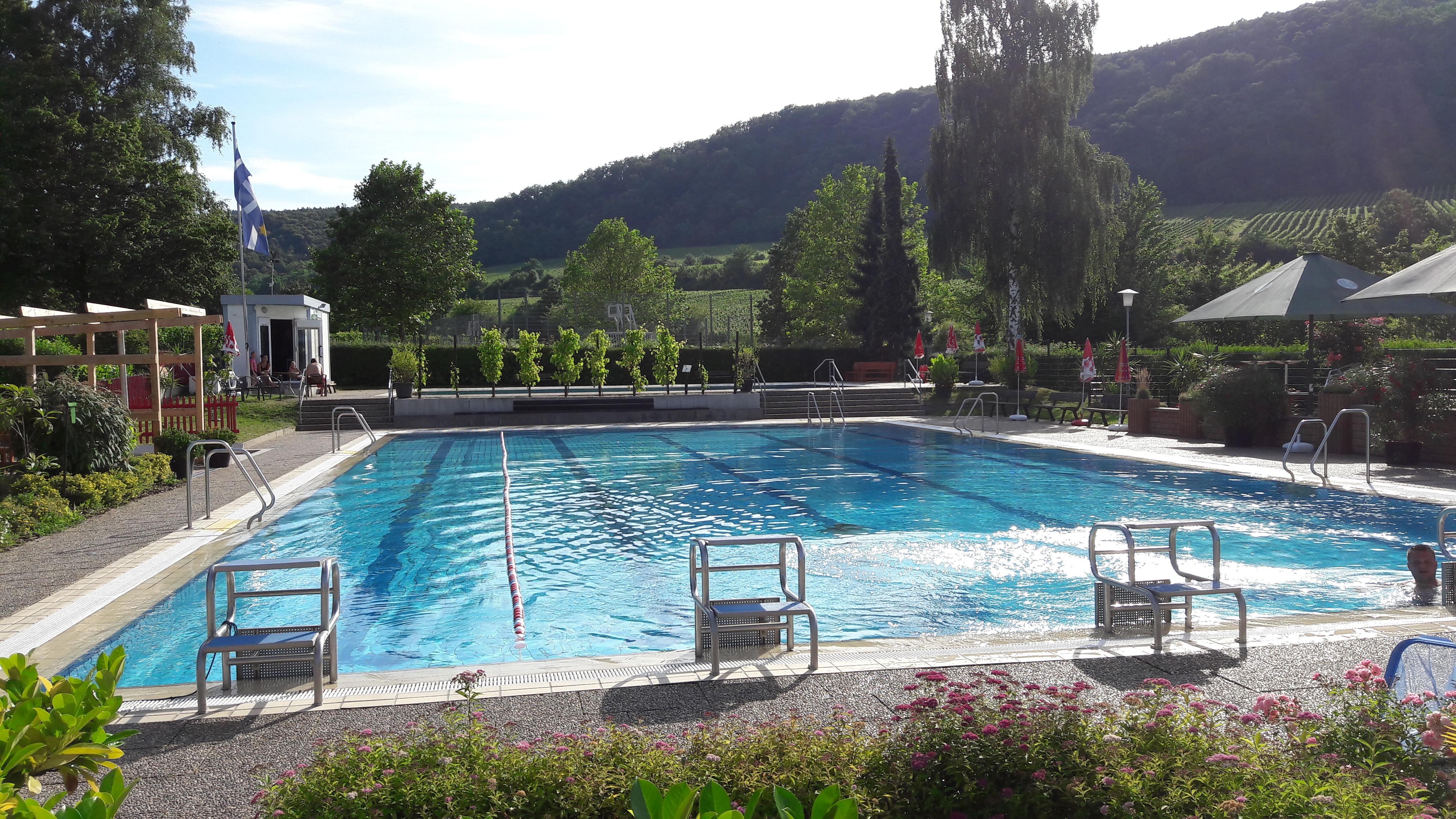 Schwimmbad Deidesheim